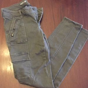Gap Military Style Khaki Pants